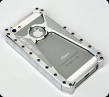 Aluminum iPhone case Edge