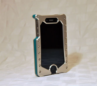 meemojo edgy iphone case