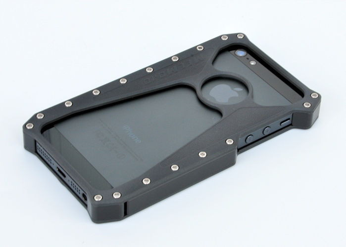 iPhone 5 case Jet Black Edge